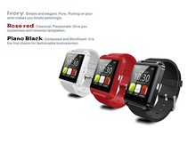 U8 Bluetooth Android 4.4 dual Sim Smart Watch 2015 Phone Mate Aw08 smart watch GT08 Smart watch