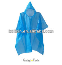 kids disposable hooded waterproof rain poncho mac