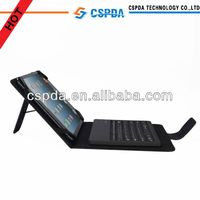 "Colourful 7 inch Universal Tablet PC Leather Case with Keyboard for 7"" Tablet PC MID PDA"