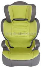 EU Gr2+3(15-36kgs)child car seat with ECE-R44/04 certificate