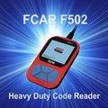 SAE J1939, J1708, J1587, Scania, Isuzu, Mack, Hino, Volvo, Benz, UD, 24v camión, FCAR F502 lectura de código de OBD2