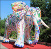 Huge inflatable animals model/ELEPHANT/5M/oxford cloth/ for advertising