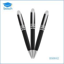 Nice design Hot sales metal pen clips new promotional metal pen