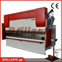 WC67Y sheet metal Hydraulic bending machine press brake, 3 meter sheet metal press brake
