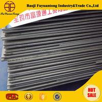 dsa electrode titanium plate for chlorine producti