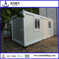 hot sale cheap modern design prefab container house