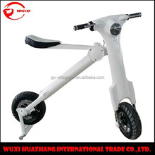 fashionable 36V 250W folding electric bike with lithium battery
