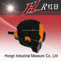 Promotional Mini Contractor Rubber Rolling Tape Measure