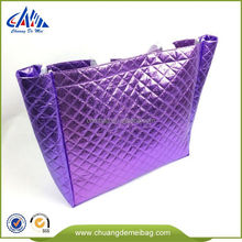 2014 New Model Cooler Bag With Plastic Handle