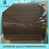prepainted galvanized steel coil corrugated roofing sheet in high quality high value of home appliances/decoration application