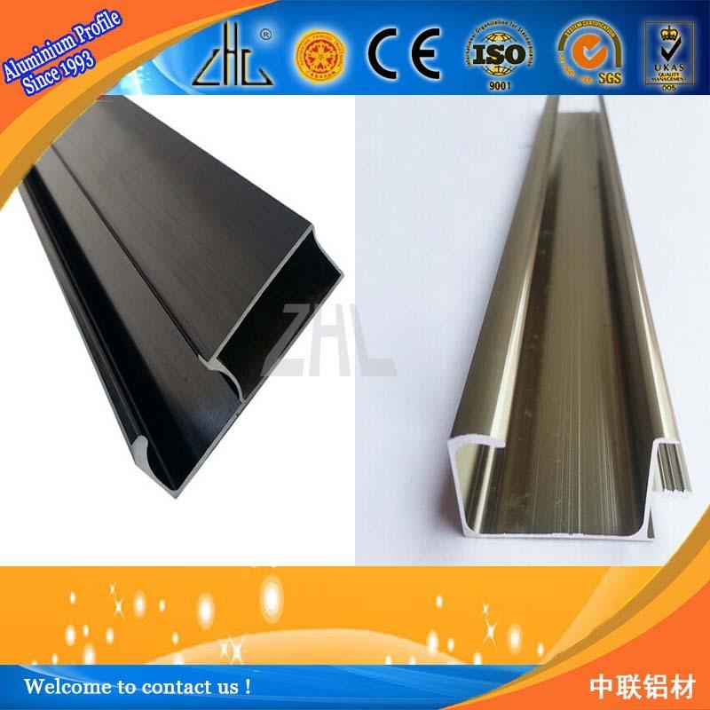 Wow! extrusión de aluminio para el gabinete/armario puerta ...