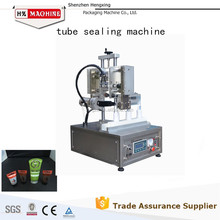 Machine to Seal And Cut Cosmetic Tubes/Ultrasonic Plastic Tube Welding Machine Price