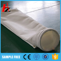 Good Permeability Polyester Filter Bag For Dust Collection