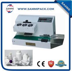 LGYF-1500 automatic Continuous heat sealer for aluminum foil