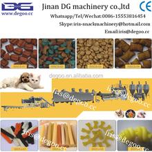 Dry dog food/dog chews/dog treats production line
