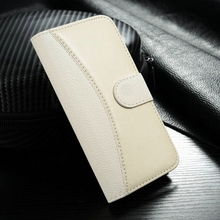 Trade assurance leather flip rubber case for samsung galaxy s6 mobile case