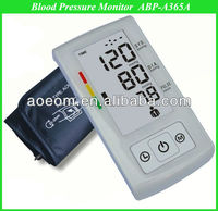 Portable Business Easy Read Quickly Test Arm Sphygmomanometer