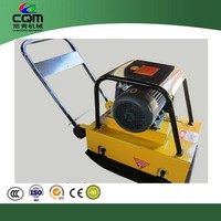 HZD200 electrical plate compactor machine,China manufacturer supply Forward plate compactor