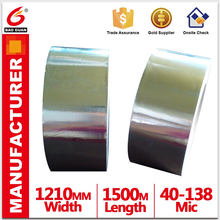 Electromagnetic shielding of electronic products Aluminum Foil Tape solvent in china