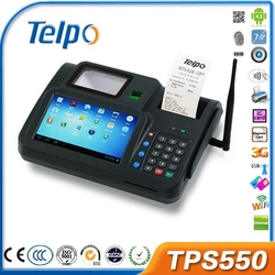 pos terminal with sport betting device