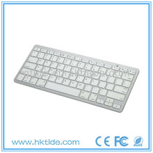 Best quality Ultra flat laptop external keyboard for tablet and mobile phone