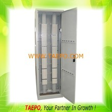 Indoor 1200 pairs distribution cabinet for lsa plus disconnection module