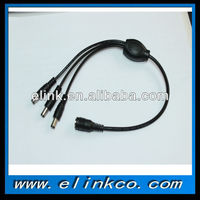 Splitter 1 to 3 DC Cable Female to Male
