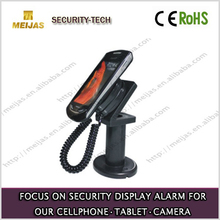 ABS Anti-Theft Security Telescopic Cell Mobile Phone Display Stand Holder