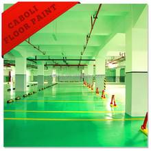 Caboli indoor anti-slip epoxy floor spray paint for car park