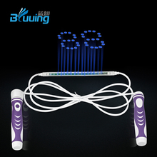 Sole supply 2015 unique LED jump rope novelty promotional gift