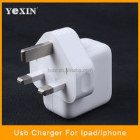 new ! USB Wall Charger AC Power Adapter 5V 1A US EU UK Plug Home Charger For Iphone 5 Iphone 4 4s Ipad Samsung Galaxy S5 S4