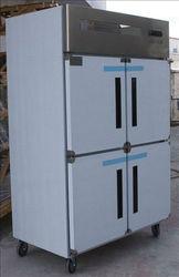 stainless steel batch freezer