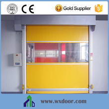 Warehouse used automatic fast speed roll up door