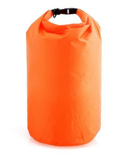 10L Waterproof Storage Dry Bag for Canoe Kayak Rafting Sports Camping Travel Kit Equipment Orange