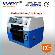 2015 Best Sale LED UV Printer , didgital printer automatic small uv printing machine dropship from china