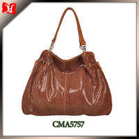 2014 Western style real snake skin leather bags tote bag tote bag leather for sales