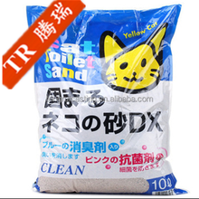 OEM service bentonite kitty litter sand with fragrance