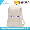 high quality custom calico cotton drawstring jewelry bags
