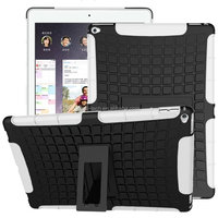 Full-body Rugged Hybrid Protective Case Cover with Kickstand for iPad Pro