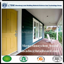 Exterior Decorative Board for wood wool cement board