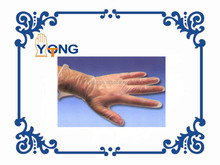 Clear Color Disposable Vinyl Gloves
