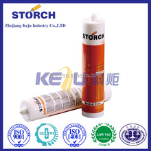 General purpose glazing and waterproofing application, acid resistent silicone sealant