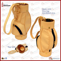 Popular Cheap Leather Gift Bag,Wine Packaging Bag