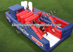 Fantasy Outdoor Inflatable Obstacle Games
