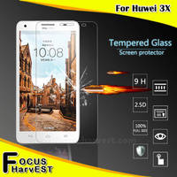 For Huawei 3X 0.33mm 2.5D 9h Cheap price good quanlity mobile phone tempered glass screen protector