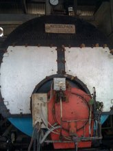 6 ton capacity used steam boiler for sale