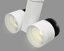 Alto lumen 60W Luz de la pista comercial luz led de track CE RoHS SAA