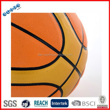 PU small basketball in different sizes on sale