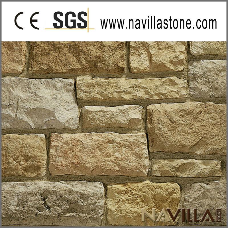 Piedra de la pared exterior decoraci n piedras - Piedra falsa para pared ...
