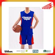 100% cotton latest design basketball cheap jerseys basketball wear